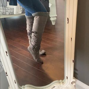 Gently Worn JustFab SweaterBoots
